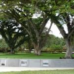 The new Bitapaka Memorial