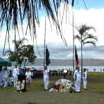 14 September 2014 Centenary Service for those lost on AE1