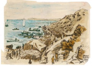 ANZAC Beach – June 1915