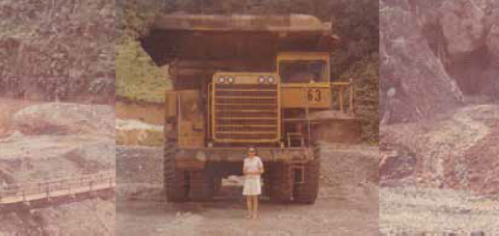 Bougainville Copper mine