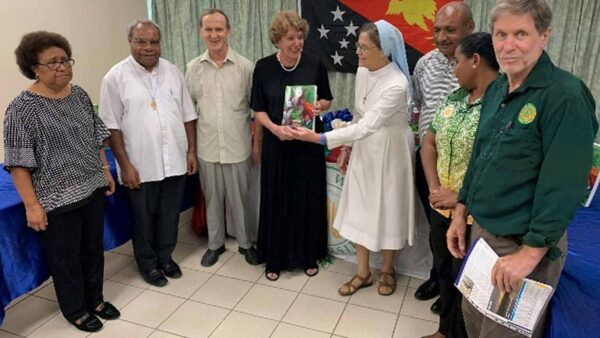 A Four-Day Visit to Madang for the Launch of  Diwai: A History of Divine Word University