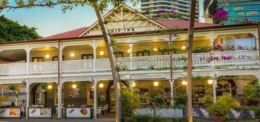 Annual PNGAA Brisbane Lunch - The Ship Inn - Sunday 25 July 2021
