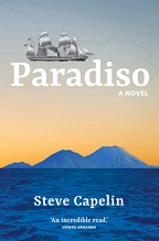 Book Launch of Paradiso by Steve Capelin - 9 July 2021