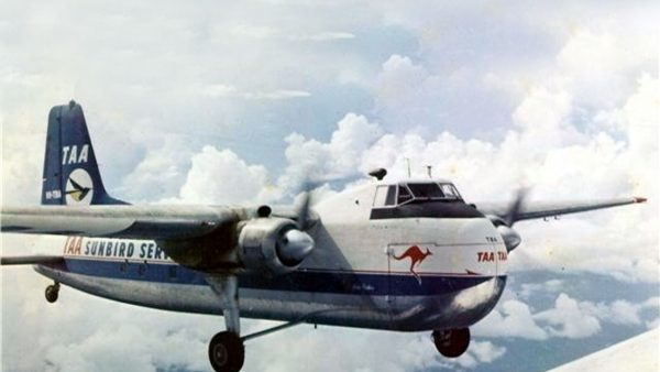 A History of TAA Bristol Freighters Flown in New Guinea RON AUSTIN – PNGK June 2021