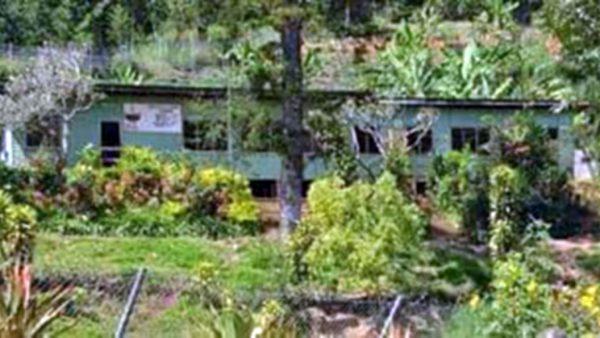 The Old Goroka Base Hospital     –     PNGK Sept 2021