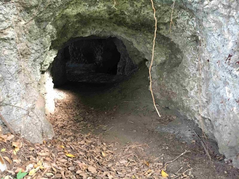 22-Tavui Tunnels