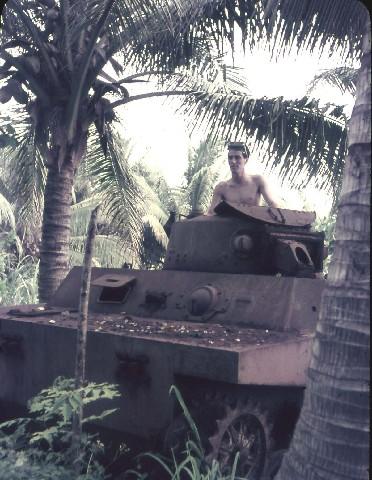 03. RAB - Bill Pell in Tank