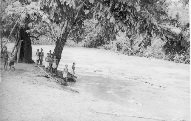 35. NANU - R. in Flood