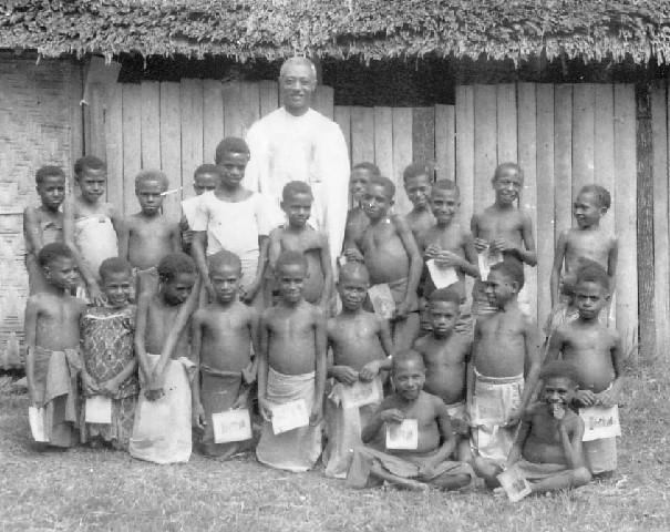 38. NANU - 1st Communion 1968