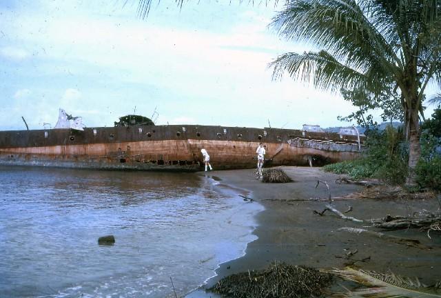 08. RAB - War Wreck