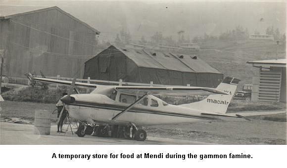 Gammon Famine 3