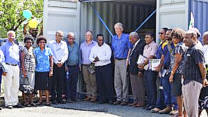 Group-in-Front-of-container