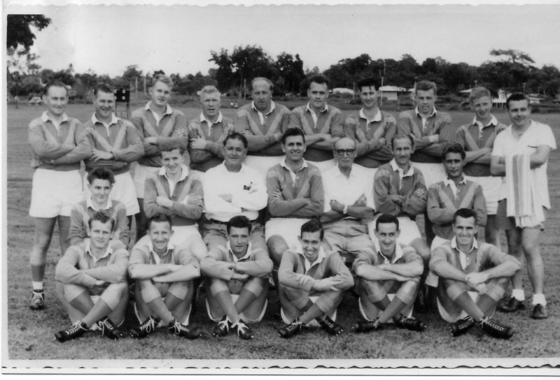 New Guinea National Football League - 1960
