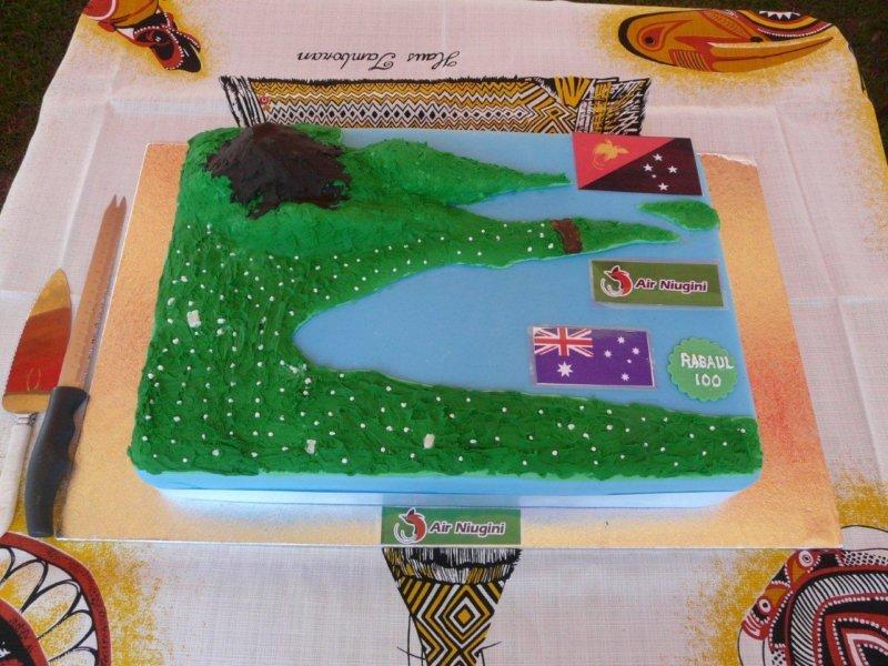 photo1 Centenary Cake