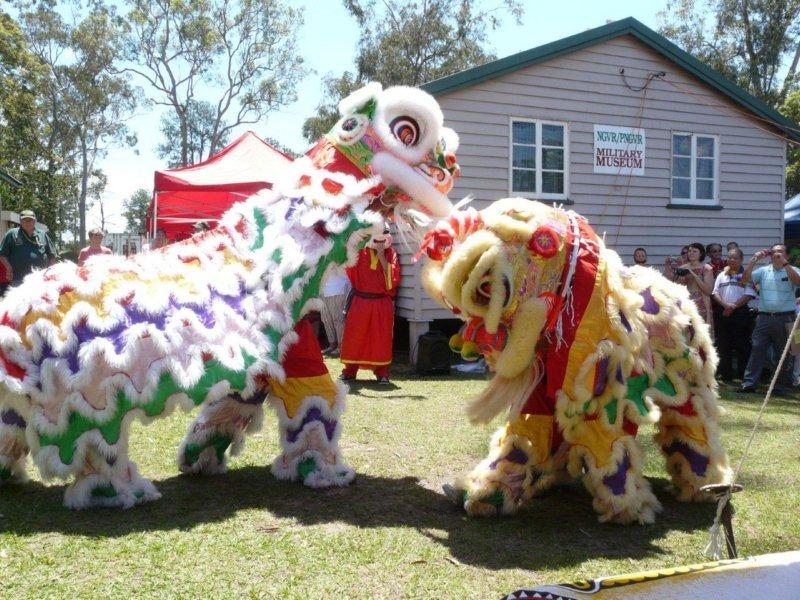 photo3 Lion Dance