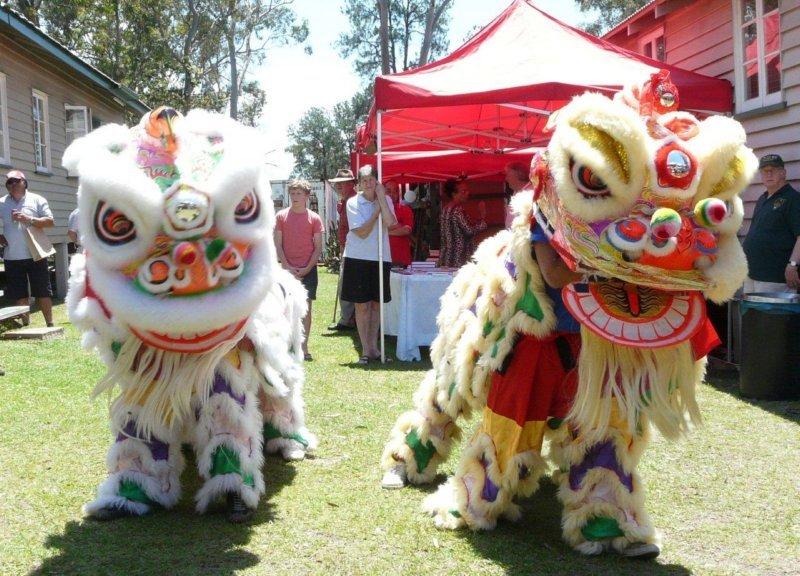 photo4 Lion Dance
