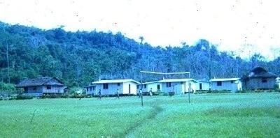 Police and Interpreters Barracks 1969