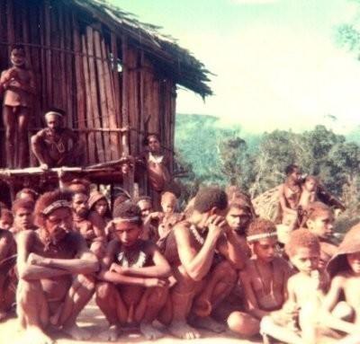 Census - Traditional adornment 1968