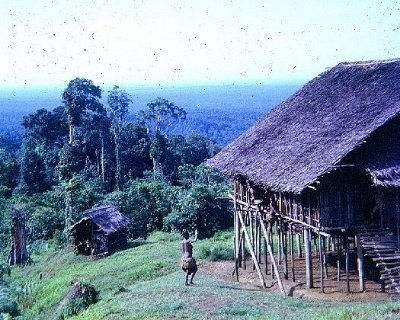 South to the Papuan Plateau