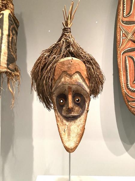 Mask, Duke of York Islands PNG,